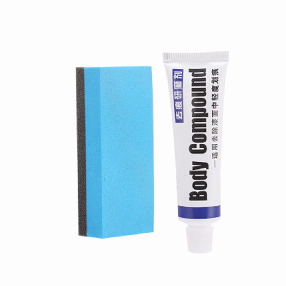 Car Paint Surface Maintenance Polishing Scratch Removal Wax Body Composite Styling Repair Abrasive
