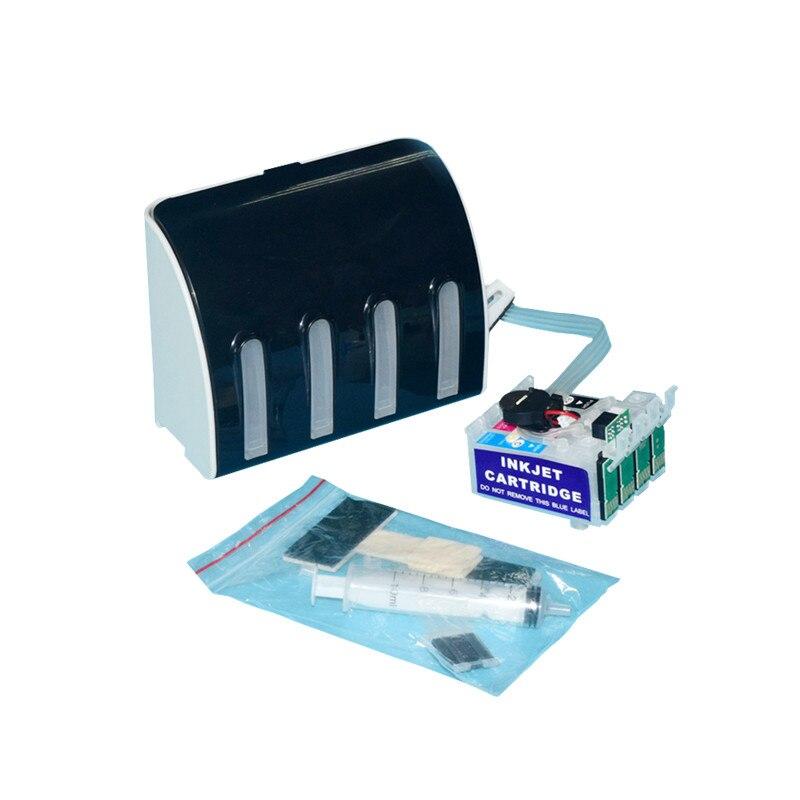 Europe 603 603XL Ciss System for Epson XP-2100 XP-2105 XP-3100 XP-3105 XP-4100 XP-4105 WF-2810 WF-2830 WF-2835 WF-2850 with ARC