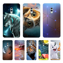For OPPO K3 Case Cover OPPOK3 Shell Black TPU Funny Rick Bags Funny Cute Cartoon For OPPO K 3 Bumper For OPPO Reno X Fundas cheap Fitted Case Hot Fashion Trend Design Phone Cases Quotes Messages Animal Dirt-resistant High Quality Bumper TPU All Black TPU Phone Cases Cover Shell
