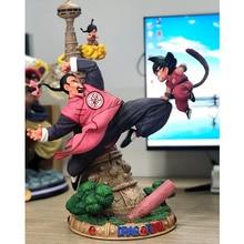Dragon Ball Perzik Wit Gk Little Goku Fairy Toren Hand Gemaakt Model Standbeeld