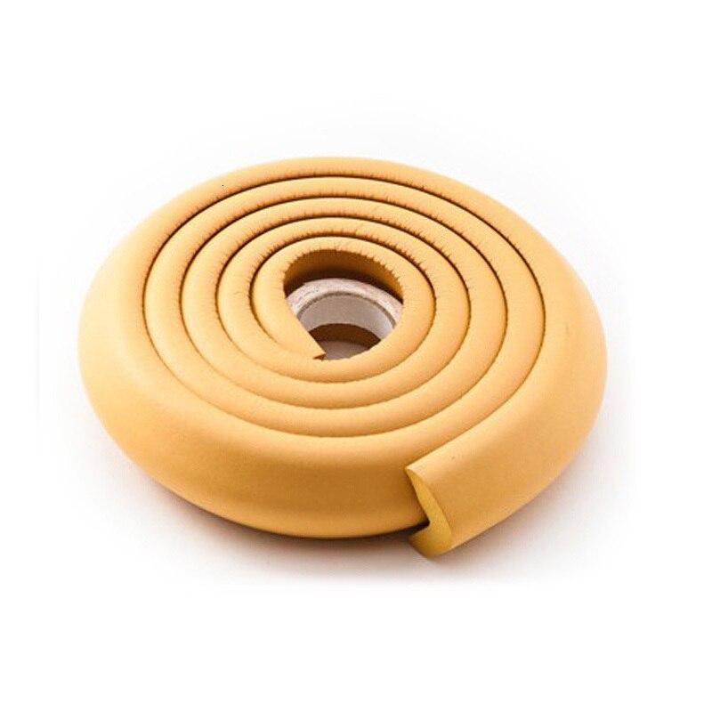 2 м защита для детей Защита для детей угловая защита для детской мебели угловая защита для стола защита углов защита кромок - Цвет: PJ016-MU