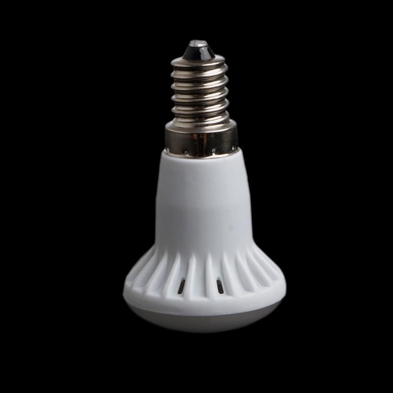 E14 European COB LED Bulb 2508 5W Light Silicone Crystal Lamp AC12V//DC12~24V