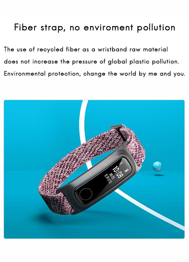 Original Huawei Honor Band 5 Basketball i Ver Smart Wristband Sports Running Waterproof 5ATM Sleep Nap Honor Band 5 Sports i (1)