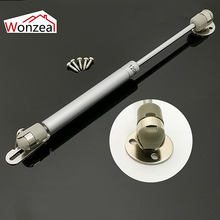 20N 300N Hydraulic Hinges Door Lift Support for Kitchen Cabinet Pneumatic Gas Spring for Wood Furniture Hardware Wholesale