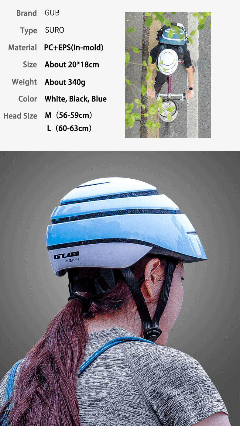 Folding Bicycle Helmet Integrally-molded Half-covered Folding EPS MTB Helmet Outdoor Sports Helmet (19)