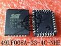 1 шт. новый оригинальный SST 49LF008A-33-4C-NHE PLCC32 4 фото реального товара