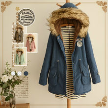 Fashion Winter Jacket Women Clothes Padded Warm Long Parka Coat Female Ladies Casaco Feminino Hiver OUr052(China)