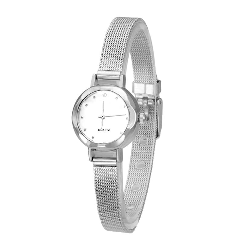 Luxury Wrist Watch For Women Stylish Gold Belt Stainless Steel Bracelet Quartz Wristwatch Clock Reloj Mujer Relogio Feminino