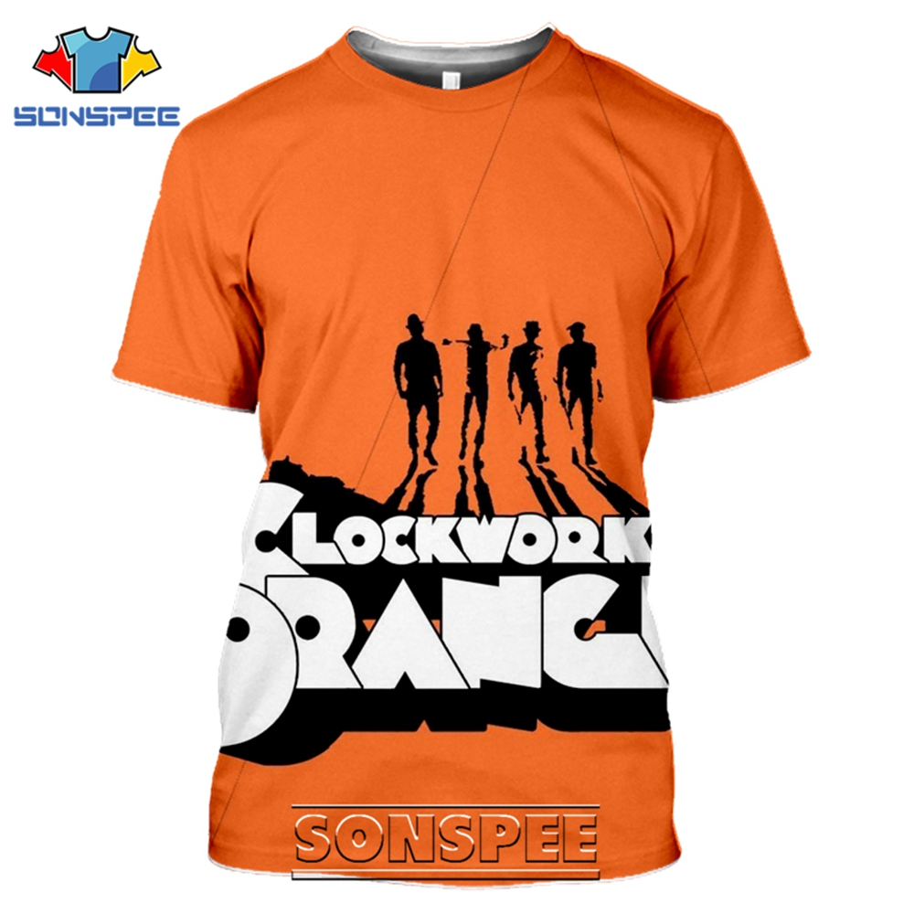 Got Moloko Stanley Kubrick Cult Film Tee Shi Womens Clockwork Orange T-Shirt