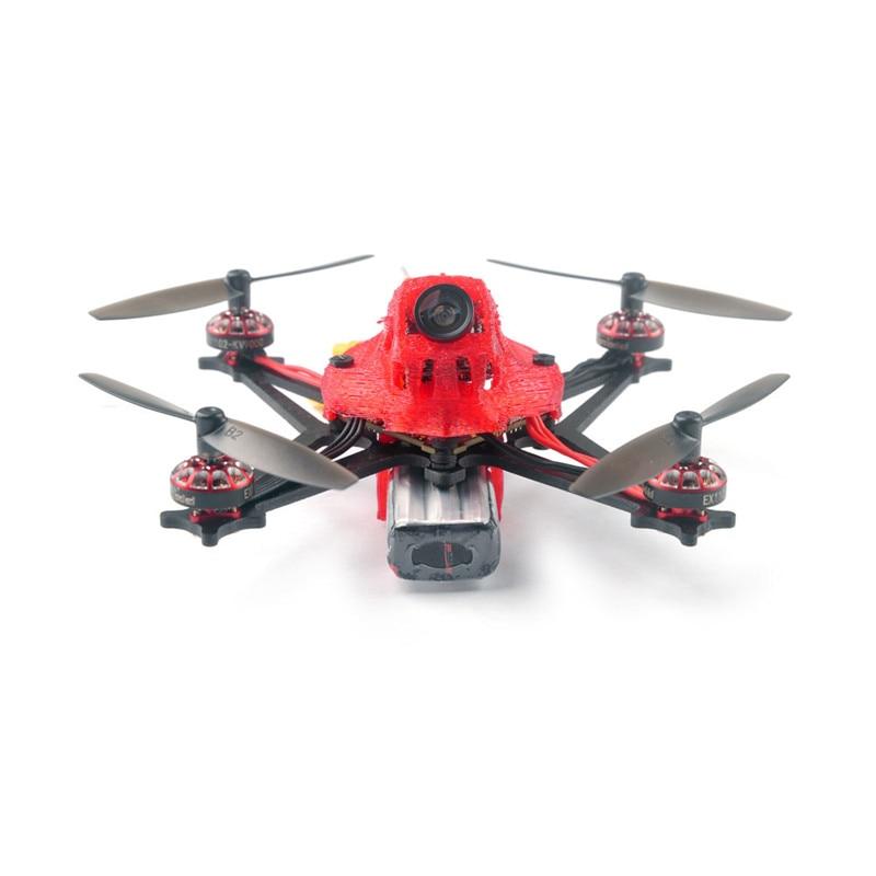 Happymodelo sailfly-x 2019mm f4 pro 2-3s micro fpv racing drone pnp bnf, 105 w/ 25mw vtx 700tvl câmera diy multicopter