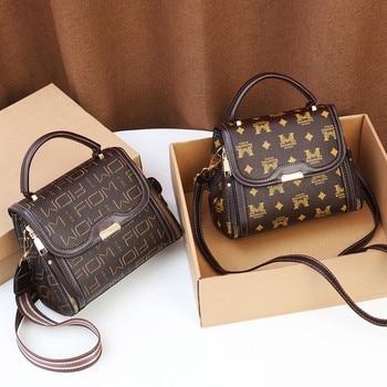 2020 new women's shoulder messenger mini square bag  crossbody bags for women designer bag 1
