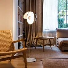 Скандинавский современный светодиодный напольный светильник