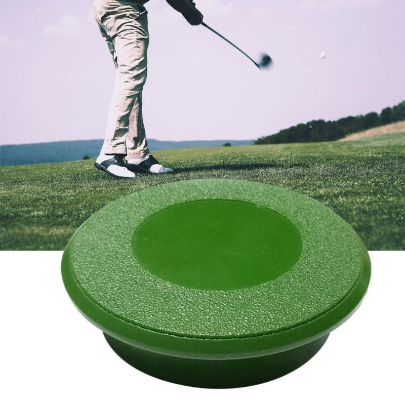 Golf Putting Green Hole Cup Cover Practice Training Aids For Home Office Travel