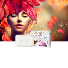 Buy Hyaluronic Acid Whitening and Moisturizing Cleansing Facial Soap removing mite care skin pH7.5 weak alkaline bath shampoo 100g directly from merchant!