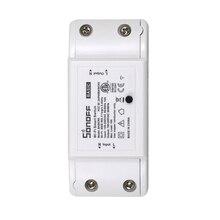 10 pièces SONOFF basique sans fil Wifi commutateur télécommande Module dautomatisation bricolage minuterie universelle Smart Home 10A 220V AC 90 250V