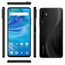 "UMIDIGI F2 6.53 ""FHD + 6GB 128GB Global Version Phone Android 10 Helio P70 48MP AI Quad Camera Mobile Phone NFC FCC Fast Charge"