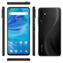 Umidigi teléfono inteligente F2, teléfono móvil con pantalla FHD de 6,53 pulgadas, 6GB RAM, 128GB rom, versión Global, so Android 10, procesador Helio P70, cámara Quad ia de 48.0mp, soporta NFC y carga rápida FCC