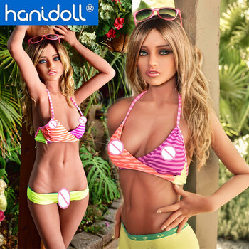 Hanidoll Silicone Sex Dolls Love Doll 165cm TPE Sex Doll Realistic Ass Boobs Vagina Male Sex Doll Sex Toys For Men Real Doll