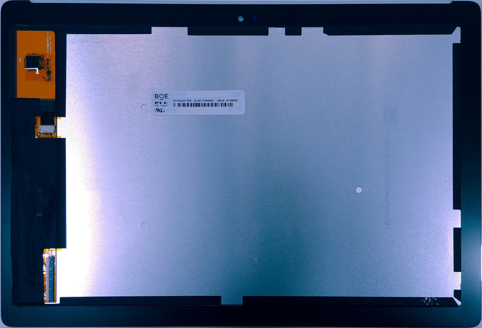LPPLY NEW Touch Screen Digitizer Assembly For ASUS ZenPad 10 Z301MF Z301 Z301M Z301ML Z301MFL <font><b>Z300M</b></font> LCD Display For Asus ZenPad1 image