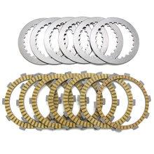 Фрикционные диски сцепления для honda cbr400rr mc29 cb500r cbf500