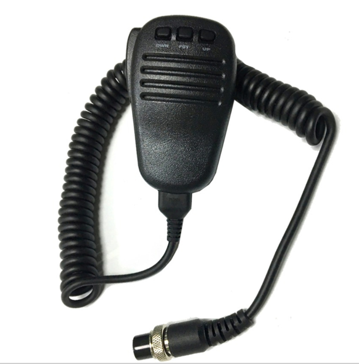 Hand Microphone Mobile Mic For Yaesu Radio FT-847 FT-920 FT-950 FT-2000 DX5000 FT-DX9000 Replace MH-31B8
