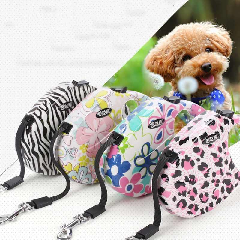 Multicolor 5/15m Hund Harness ABS Automatische Versenkbare Gürtel Linie Welpen Kragen Leine Patrol Seil Spaziergang Katze Pet traktion Liefert