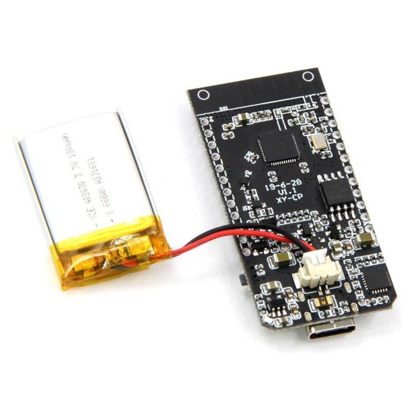 TTGO T-Display de alta qualidade ESP32 WiFi E Bluetooth Placa de Desenvolvimento Do Módulo Para rduino 1.14 Polegada LCD