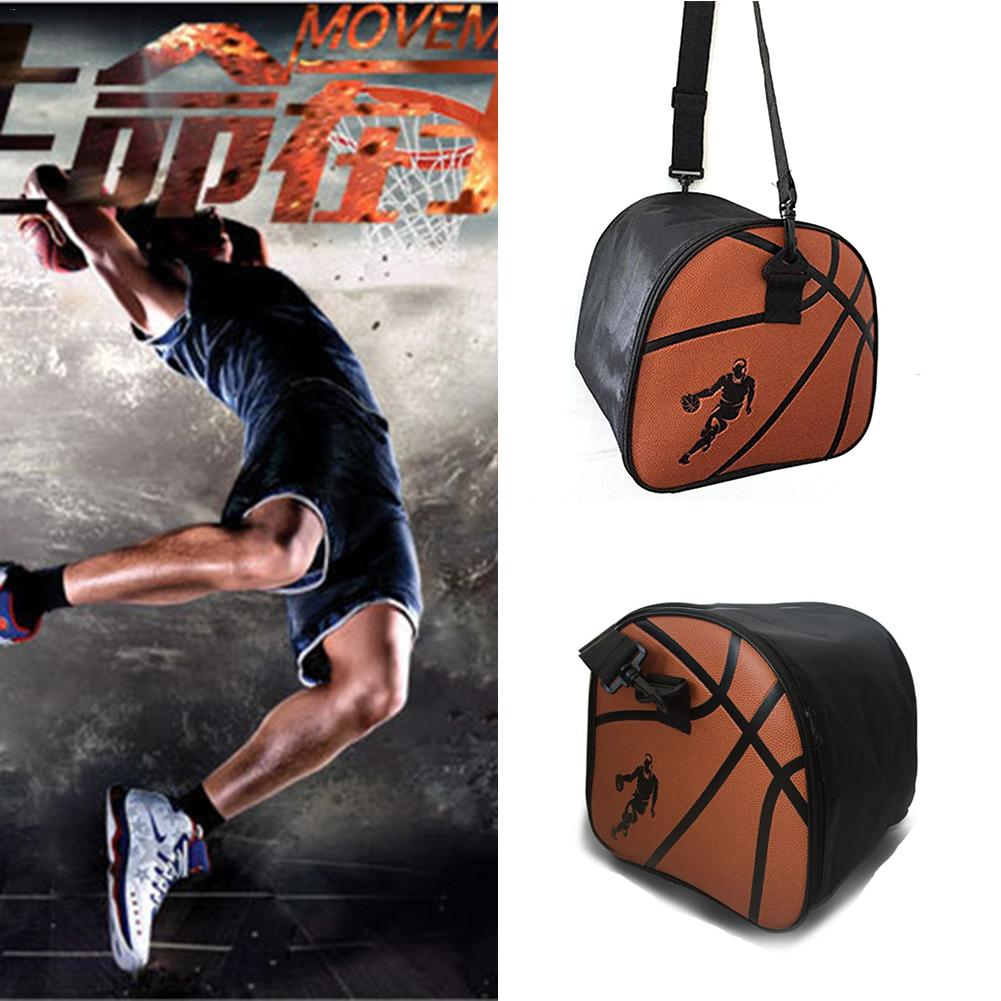 Basketball Bag Outdoor Sports Shoulder Soccer Ball Bags Training Equipment Accessories Football Kits Volleyball Exercise Fitness