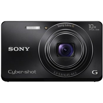 Used,Sony Cyber-shot DSC-W690 16.1 MP Digital Camera with 10x Optical Zoom and 3.0-inch LCD