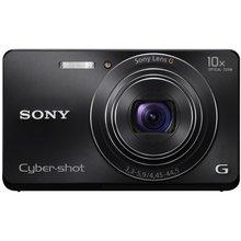 Used,Sony Cyber-shot DSC-W690 16.1 MP Digital Camera with 10