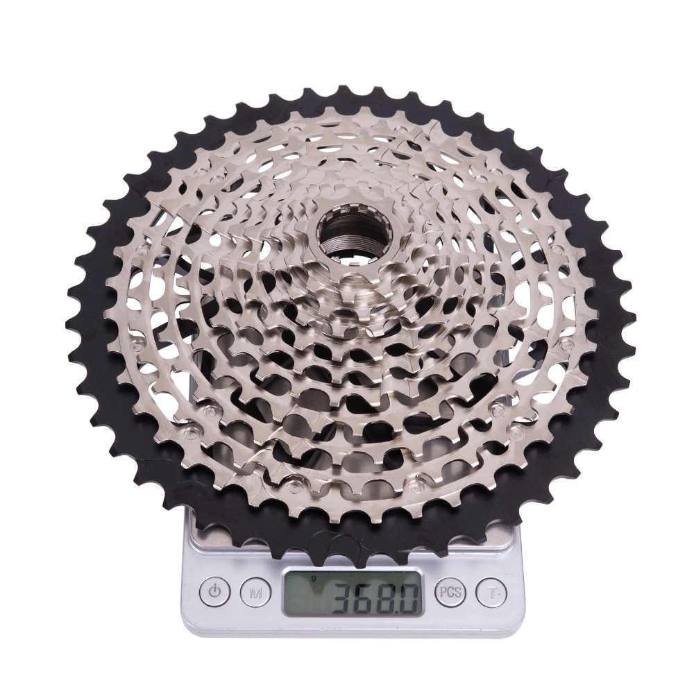 ZTTO MTB XD 12 Speed 9-46T ULT Cassette Freewheel Ultralight Durable Sprocket