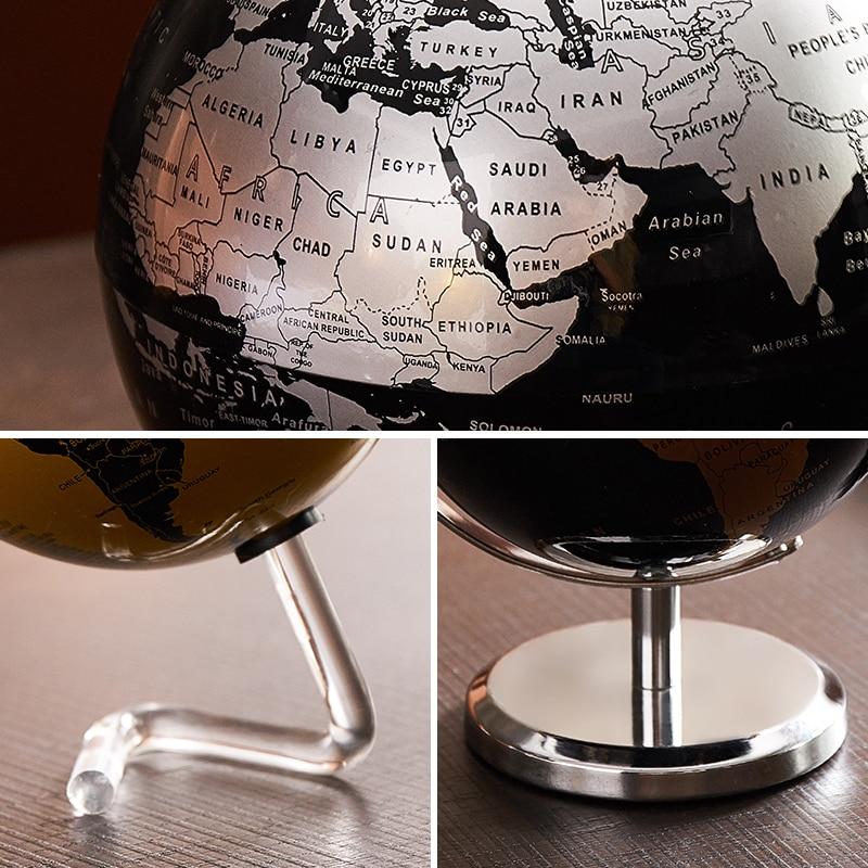 Retro world globe 5