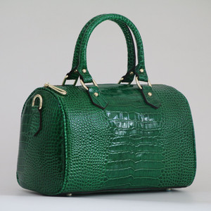 Image 3 - Luxo boston saco de couro genuíno das mulheres saco \ bolsa de leopardo padrão marca senhora travesseiro tote bolsa de ombro grande bolsa crossbody