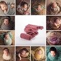 Jane Z Ann Baby Photo Wraps Studio Shoot, качественная хлопковая пузырьковая пряжа, эластичная ткань для упаковки, корзина, наполнитель 40x180 см