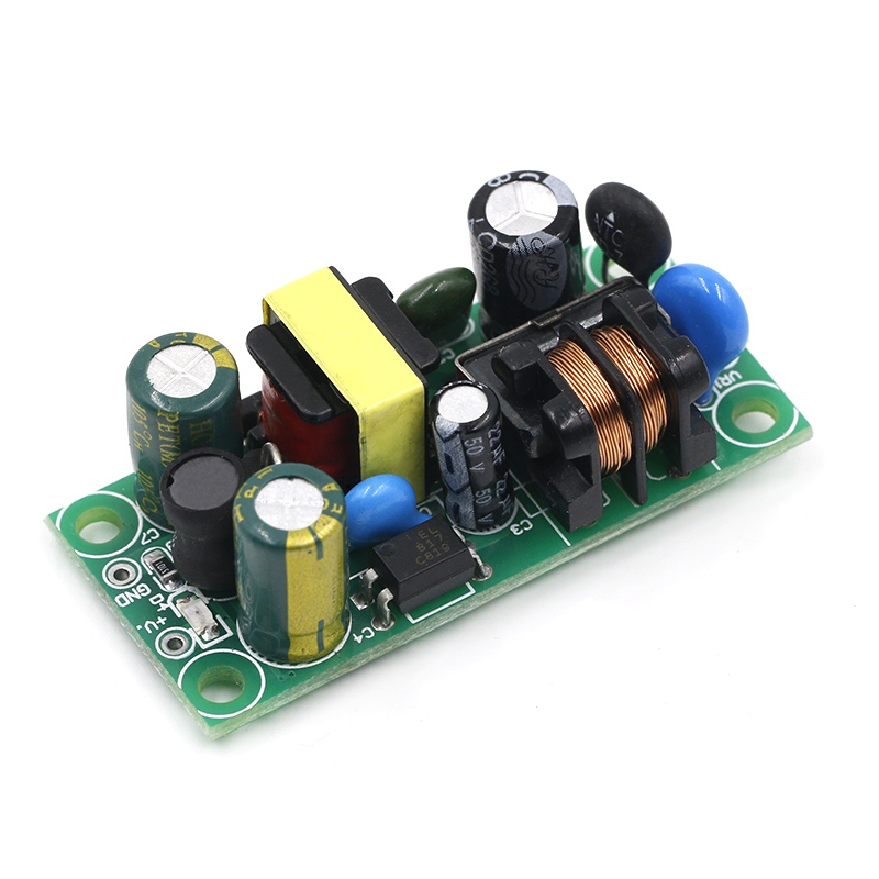 12V500mA Switching Power Supply Module, 5W Constant Voltage Power Supply, 220VAC-DC To 12V Power Board 500mA 12V