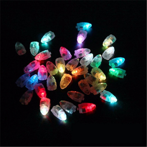 Image 3 - 10Pc מיני LED אור נורות LED מנורות אורות בלון חג מסיבת יום הולדת קישוטי אור בית גן חתונת קישוט