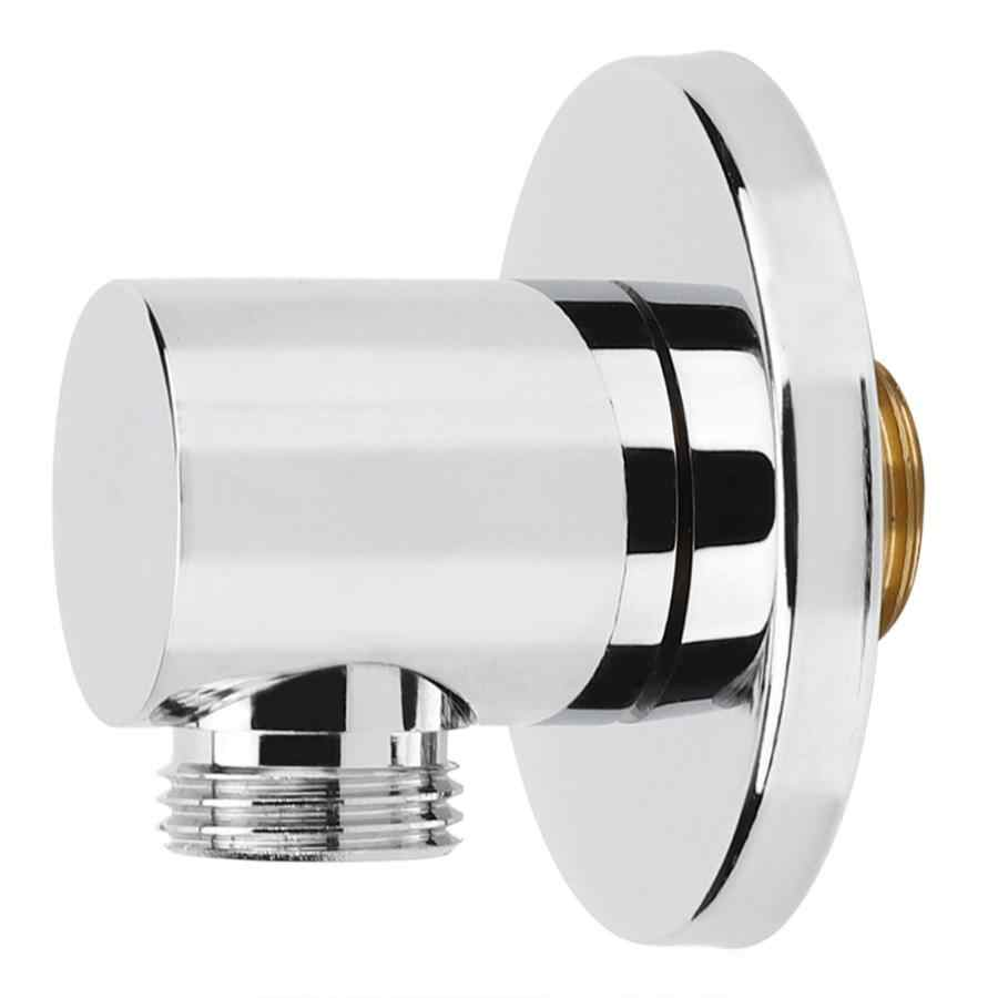 Shower Hose Connector Wall Elbow Bathroom Accessories G1/2in pipe connection Wall Mounted Shower Hose Connector
