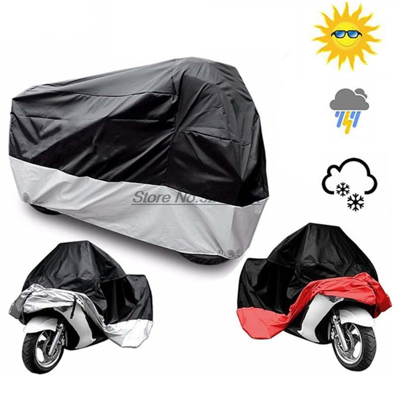 Motorcycle Cover UV Anti Rain For Cover Scooter Rain Poncho Motorcycle Moto Cover Harley Motorcycle Cover Motosiklet Branda