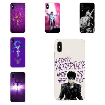 Prince Rogers Nelson Phone Shell Covers For Galaxy Note 10 A10E A10S A20S A30S A40S A50S A6S A70S A730 A8S M10S M30S Lite Plus image