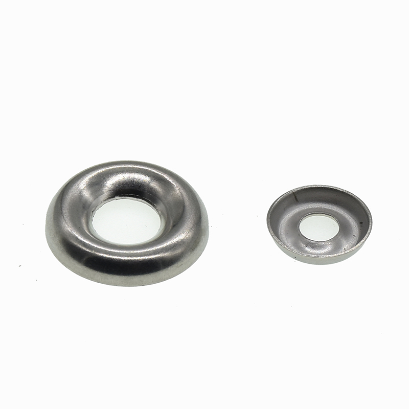M3 M4 M5 M6 304 stainless steel Bowl Type Conical Washer Countersunk Washers Concave-Convex Hollow Fisheye Gasket