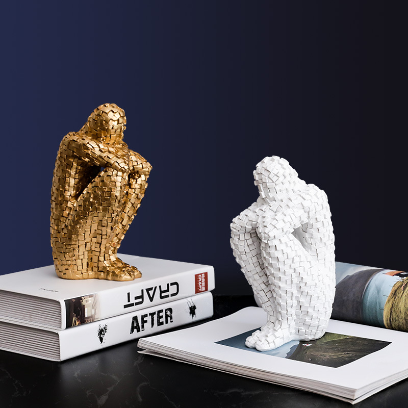 Купить светильник роскошные художественные скульптурные фигурки изделия