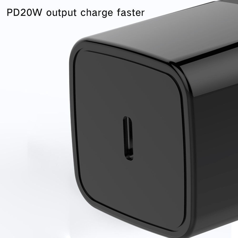 3A Mobile Phone Charger 20W Fast Charging EU US Plug Type C Charger For iPhone 12 Pro