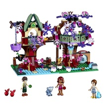 купить Compatible Elves 41075 Friends 507pcs Building Blocks Toys for Children Girl Gifts Bricks Model по цене 1547.66 рублей