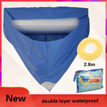 Room Wall Mounted Air Conditioning Cleaning Bag Split Air Conditioner Washing Cover for Air Conditioner for 1- 1.5p/2p