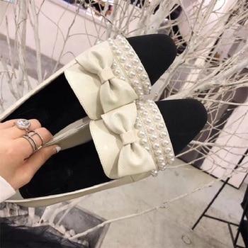 New flat shoes women chaussures femme ladies shoes scarpe donnazapatos de mujer de moda 2019 loafers