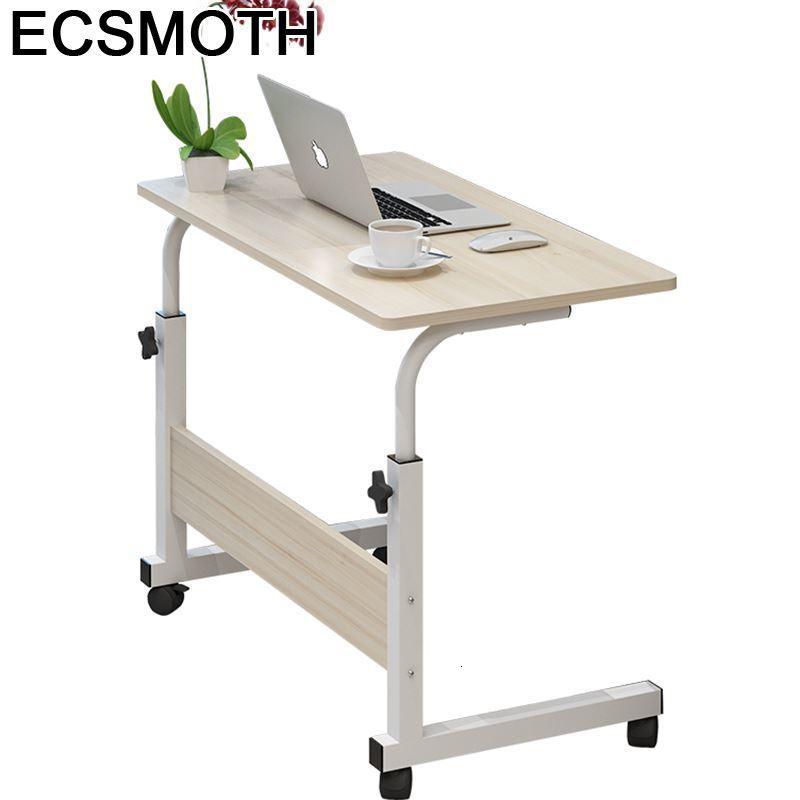 Portable Tafelkleed Office Dobravel Small Pliante Tafel Escritorio Mesa Bedside Laptop Stand Study Table Computer Desk