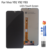 For BBK Vivo Y91 Y91i Y91c Y93 Y93s Y93st Y95 MT6762 LCD Display Touch Screen Digitizer Assembly Replacement Parts