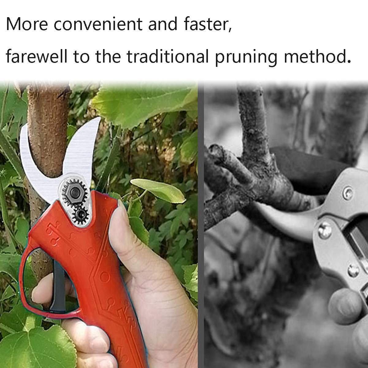 Branch Tree Bonsai Tool Cordless For 18V Cutter Shears Power Pruning Pruning Makita Fruit Battery Electric Pruner 1PC Efficient