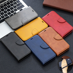 Flip Wallet Leather Case on sfor Fundas Nokia 3 5 6 1 Plus Case For Coque Nokia 2.1 2.2 3.1 3.2 4.2 5.1 6.1 7.1 Phone Case Cover(China)