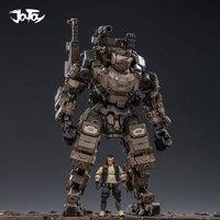 JOYTOY 1:25 figure robot FSTEEL BONE MECH Military model doll Mecha Christmas present gift Free shipping